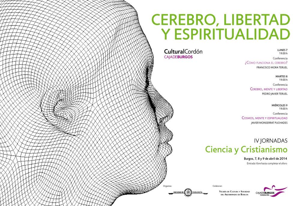 """Las jornadas de este año se desarrollaron los días 7, 8 y 9 de abril y han llevado como título """"Cerebro, libertad y espiritualidad"""""""