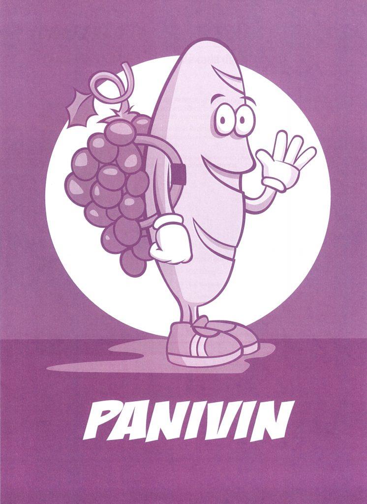 Panivin es el protagonista de las unidades didácticas que la diócesis ha preparado para los alumnos de la región.
