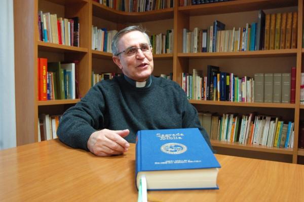 Juan Miguel Díaz Rodelas impartirá esta tanda de ejercicios espirituales a los sacerdotes de la diócesis.
