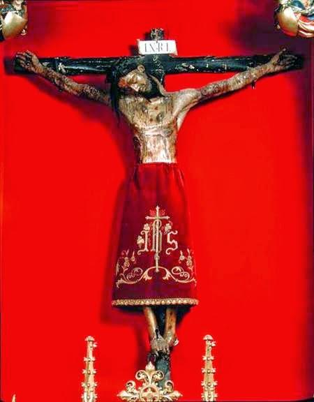 La Semana Santa de este año recupera el acto del descendimiento del Santo Cristo de Burgos.