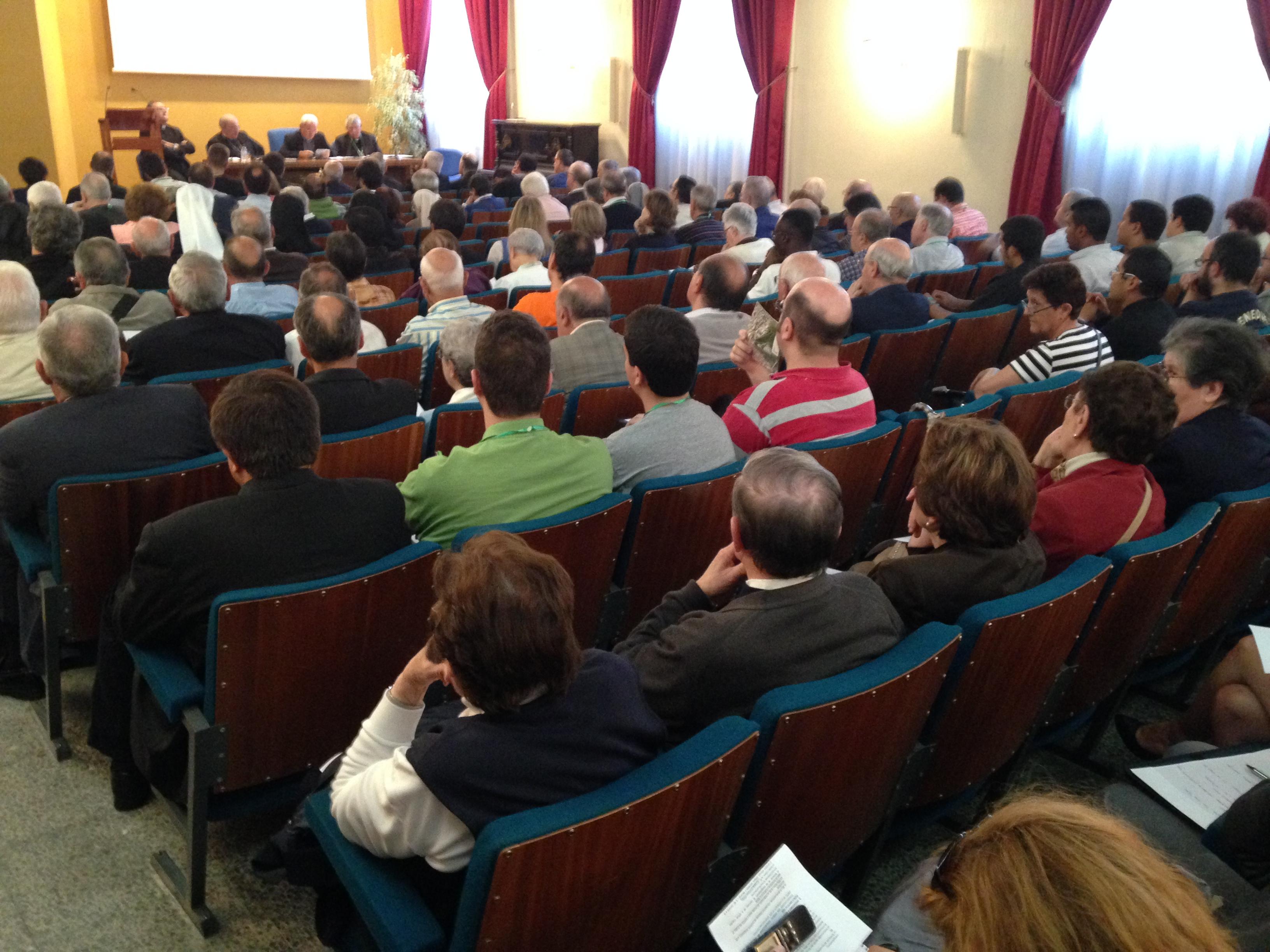 inauguracion misionologia