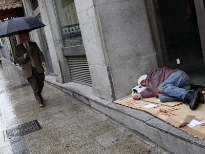 pobreza spain