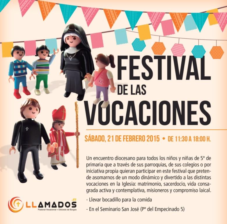 Festival de las vocaciones