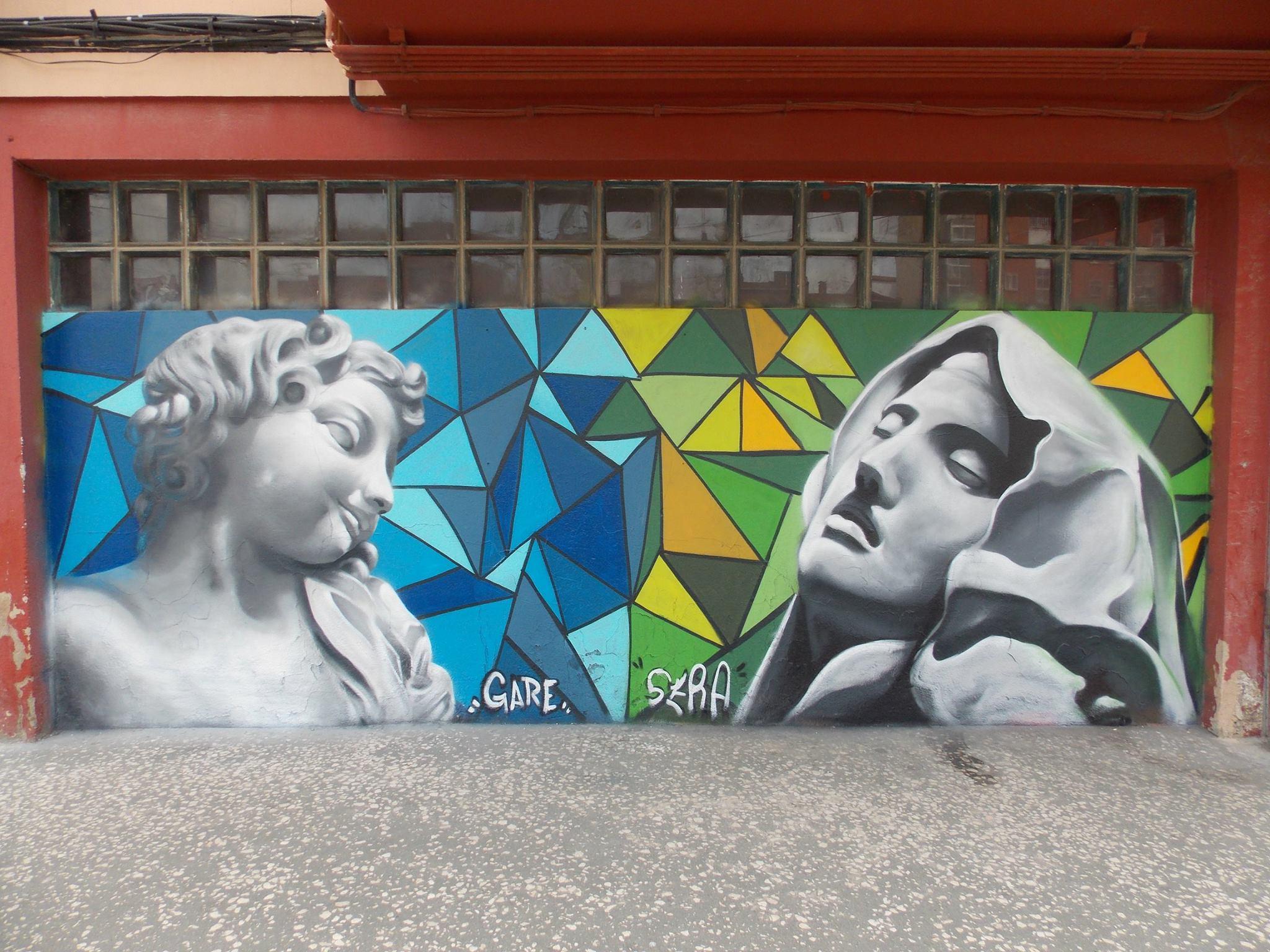 santa teresa mural