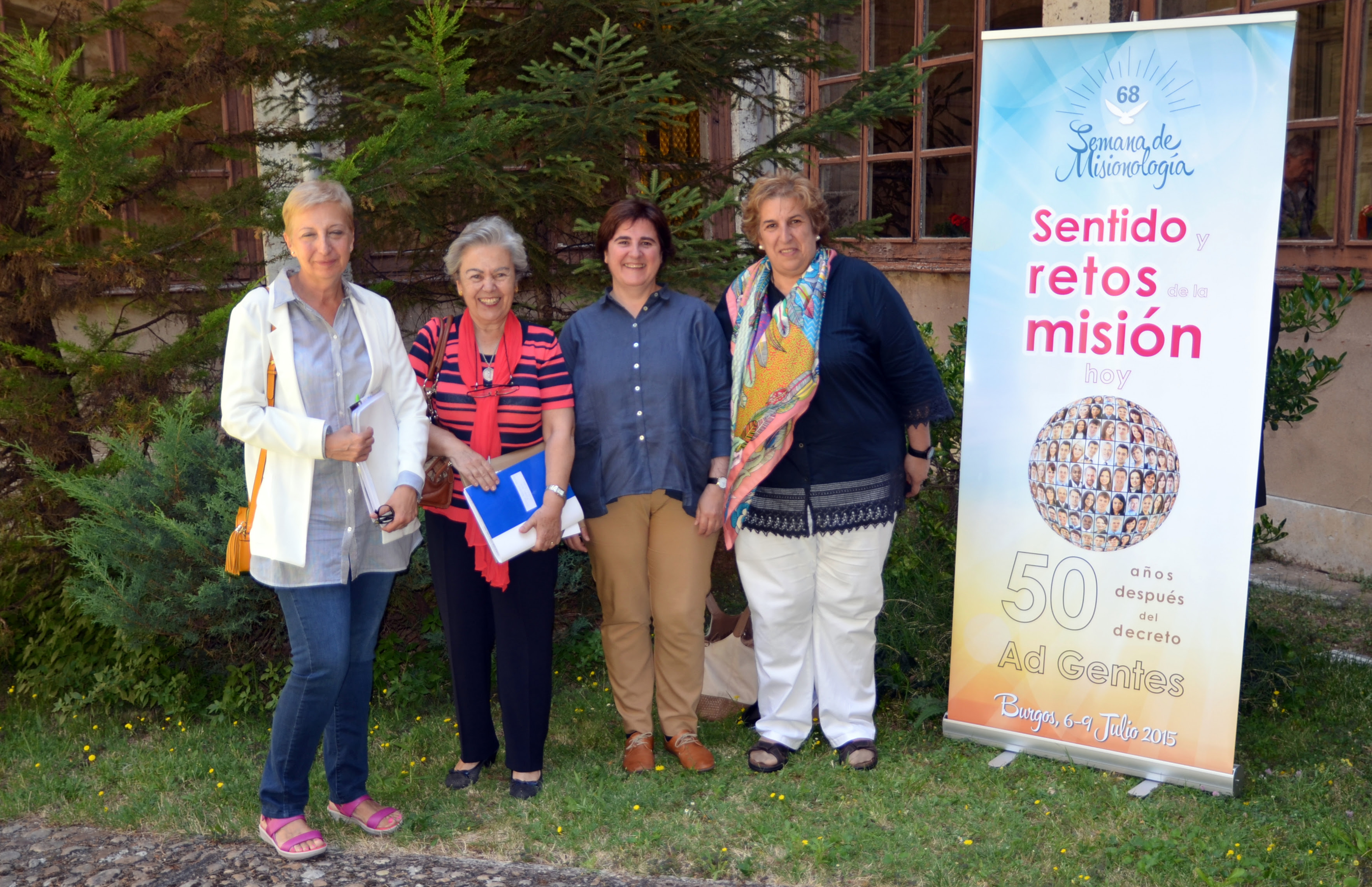 mujeres misioneras