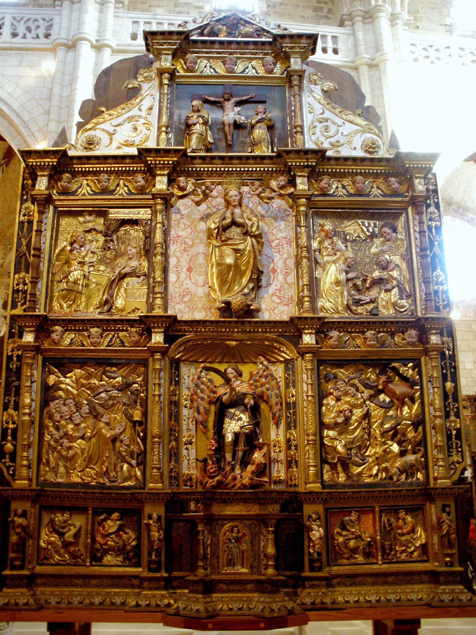 retablo de san miguel