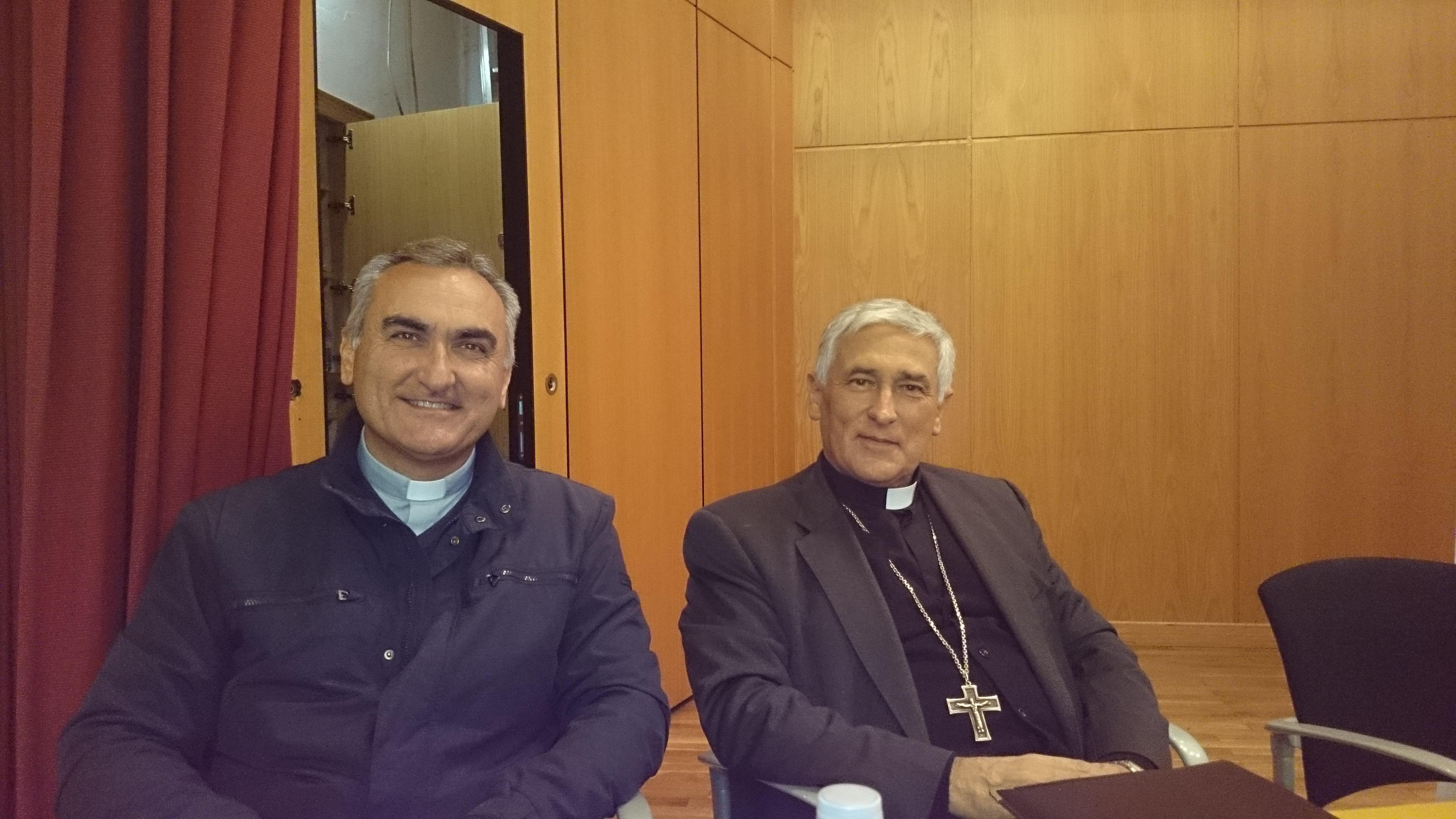 Fernando campos y Rafael Zornoza