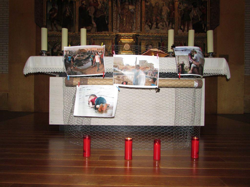 altar inmigrantes