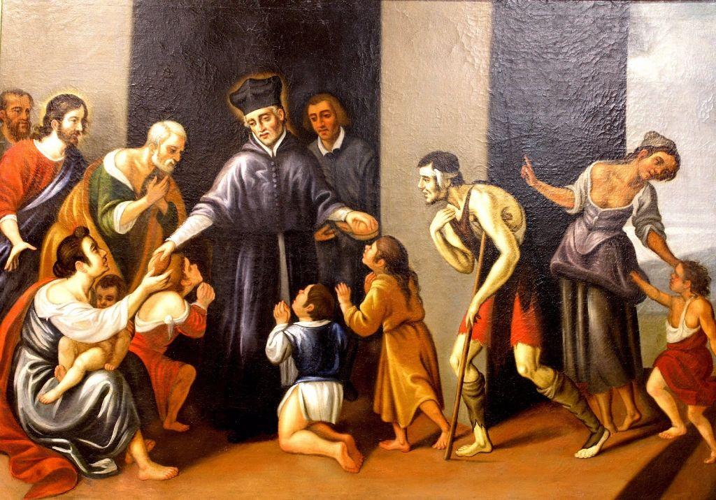 San Julian y el pueblo