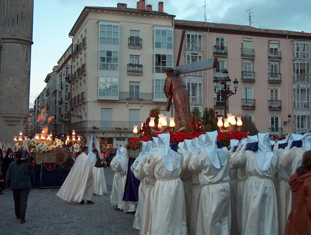 procesion encuentro burgos