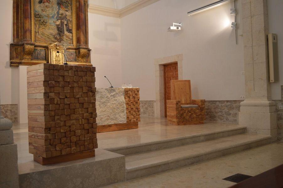 San Antonio abad huelgas burgos
