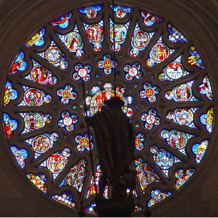 vidrieras catedral burgos