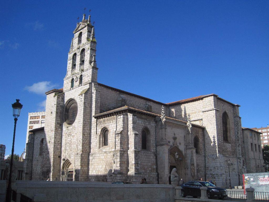 Iglesia san lesmes