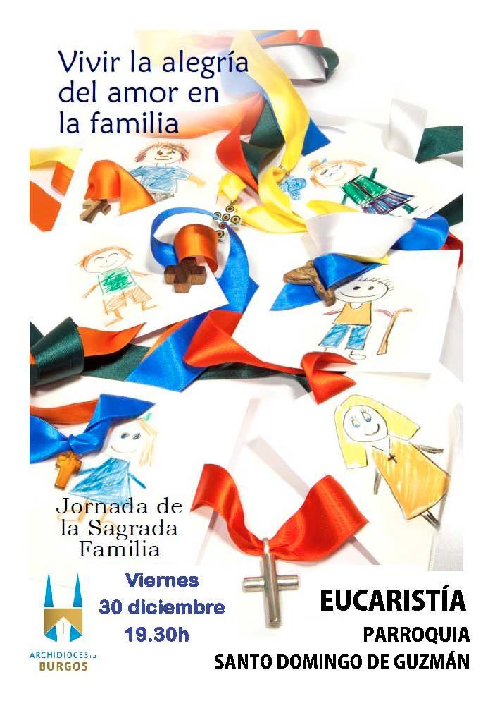 SAGRADA FAMILIA 2016-BURGOS