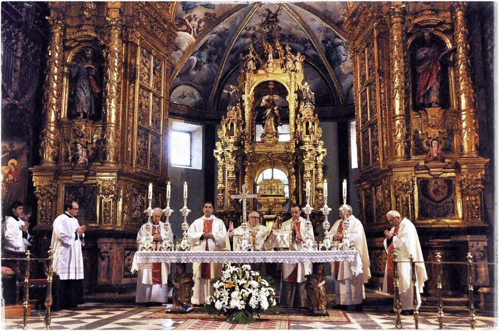 monasterio de ona