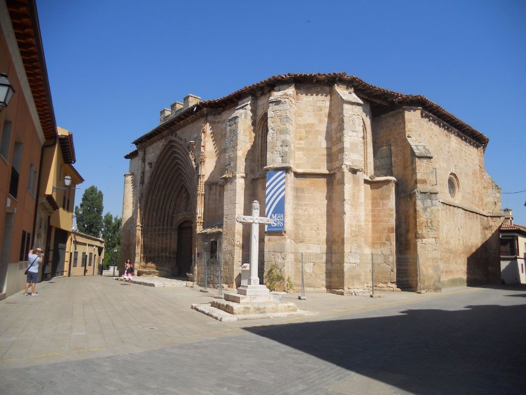 Aranda de Duero iglesia de san juan