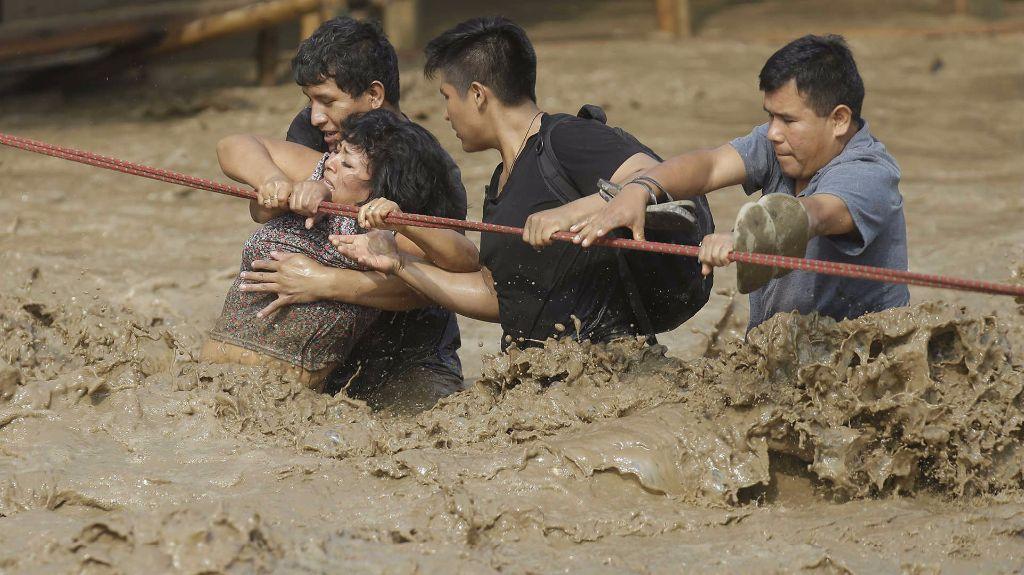 inundaciones peru