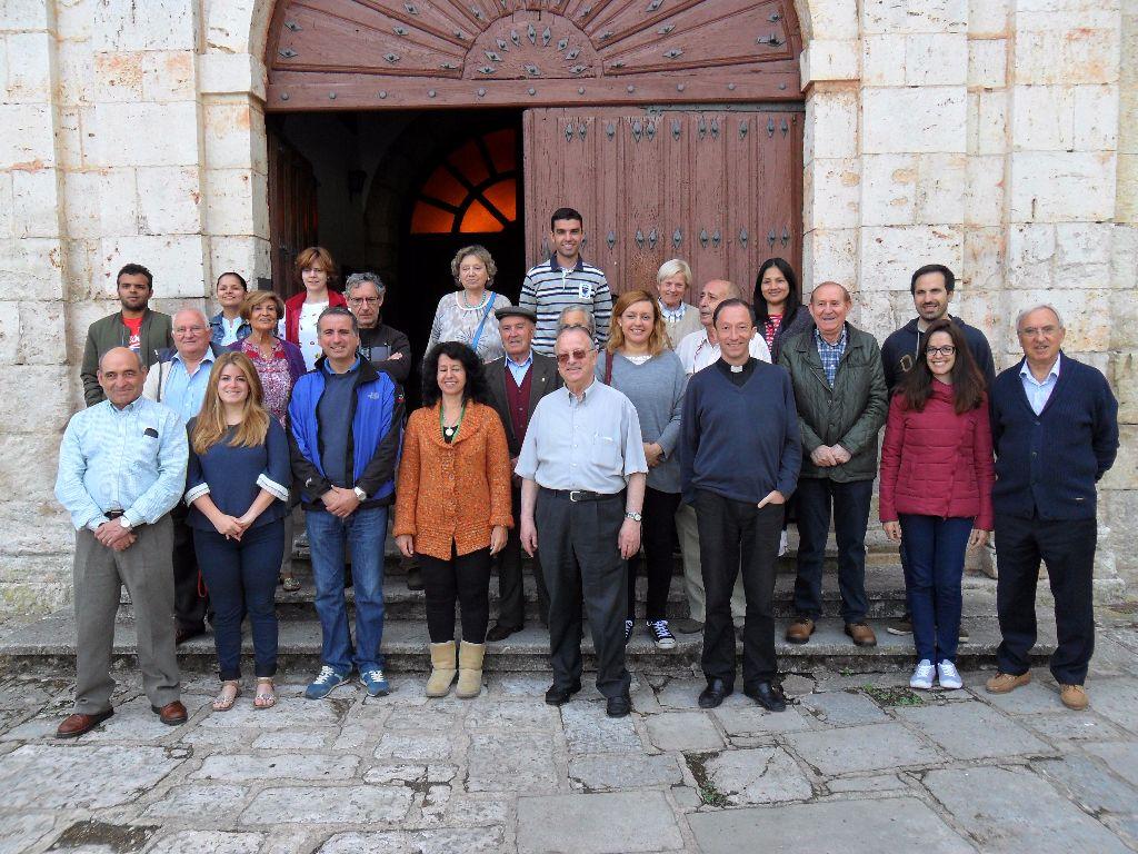 Imagen de grupo de los participantes al Cursillo.