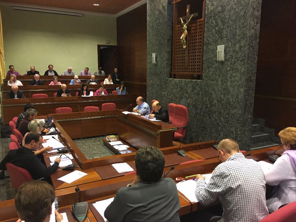 El consejo se ha desarrollado en el Seminario de San José.