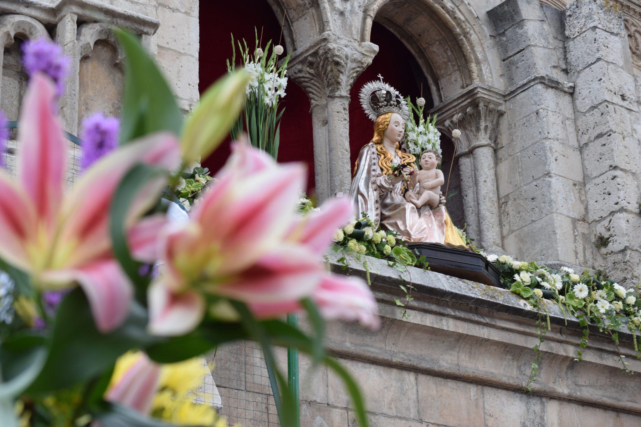 ofrenda santa maria la mayor25