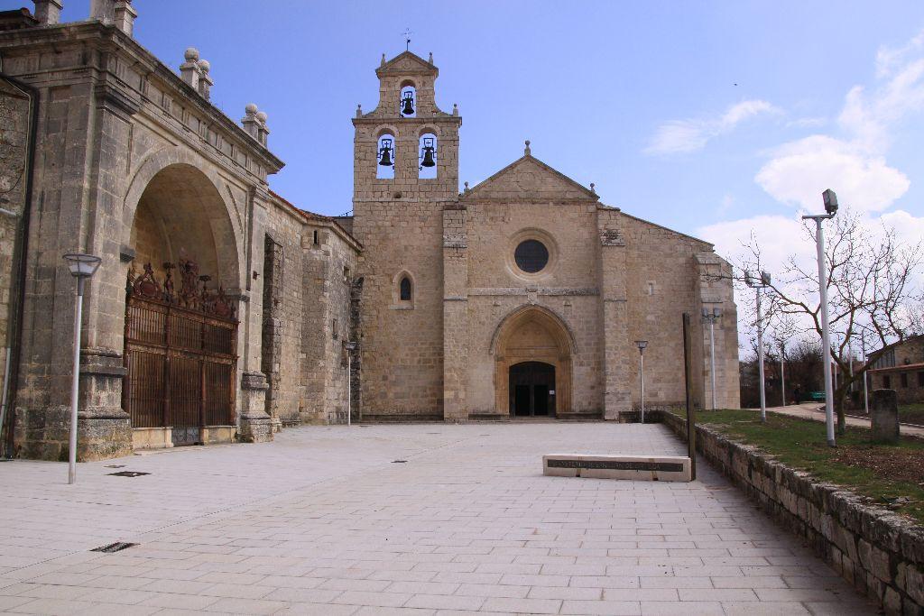 Imagen del monasterio.