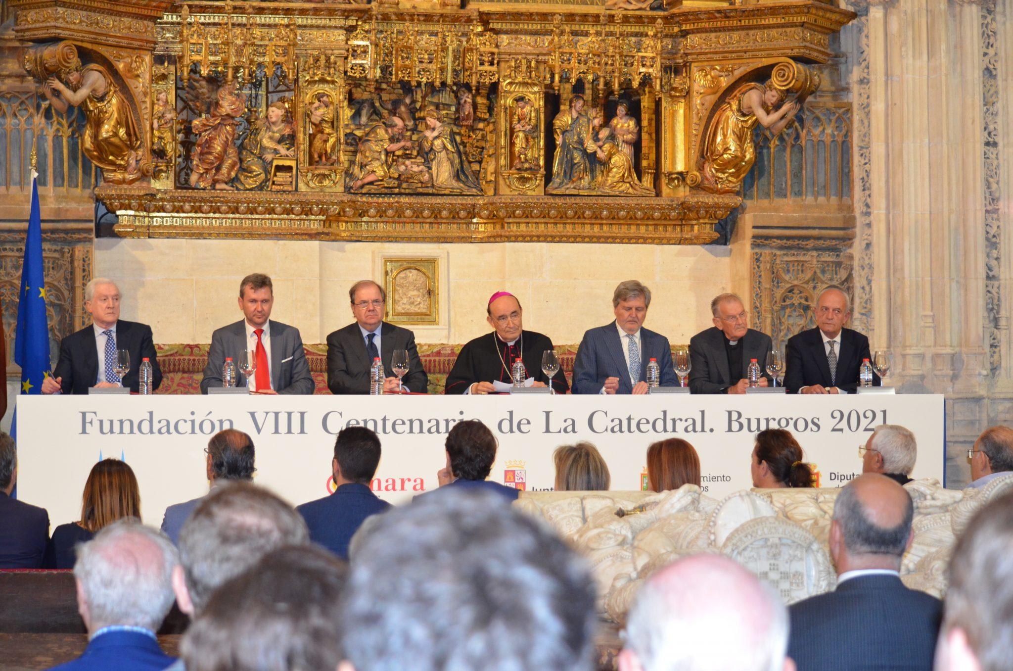 VIII Centenario Fundacion