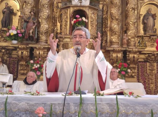 El padre Teodoro ha sido director del Centro de Tierra Santa en España.