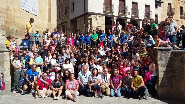Fotografía de los asistentes al encuentro del año pasado.