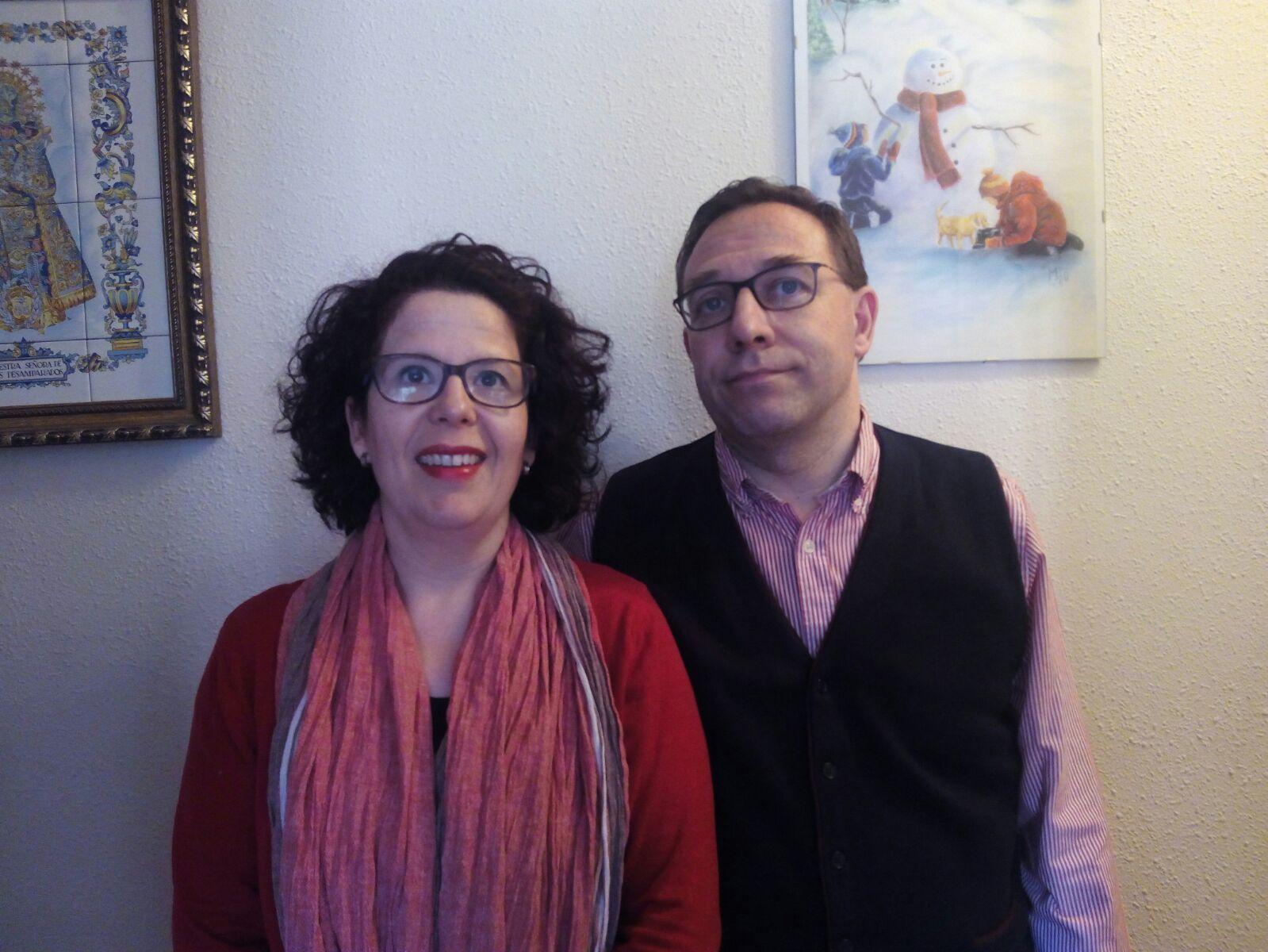 María Dolores y Martín serán los presidentes nacionales del movimiento.