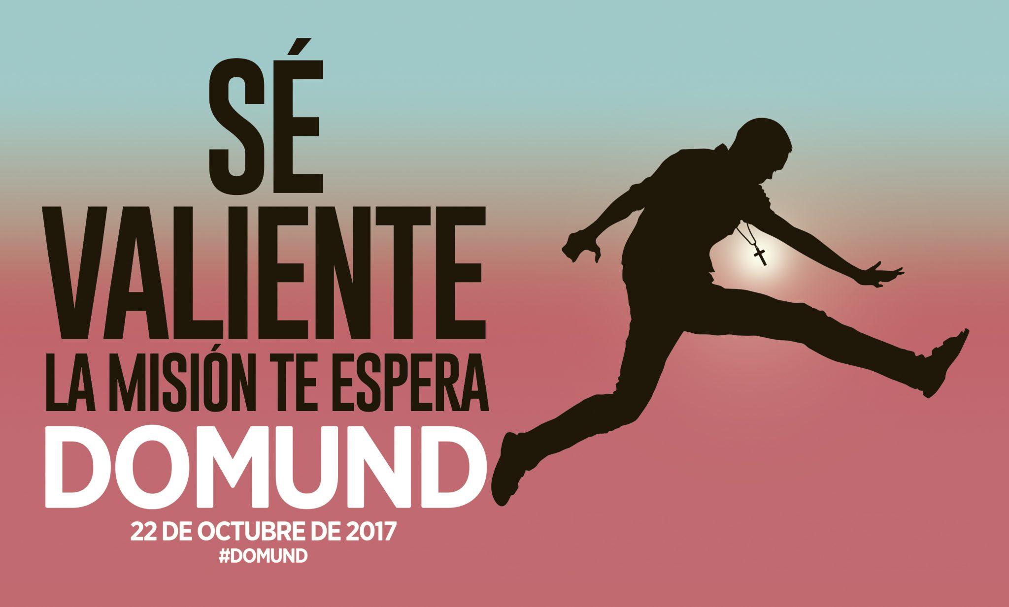 «Sé valiente, la misión te espera» es el lema del Domund 2017.