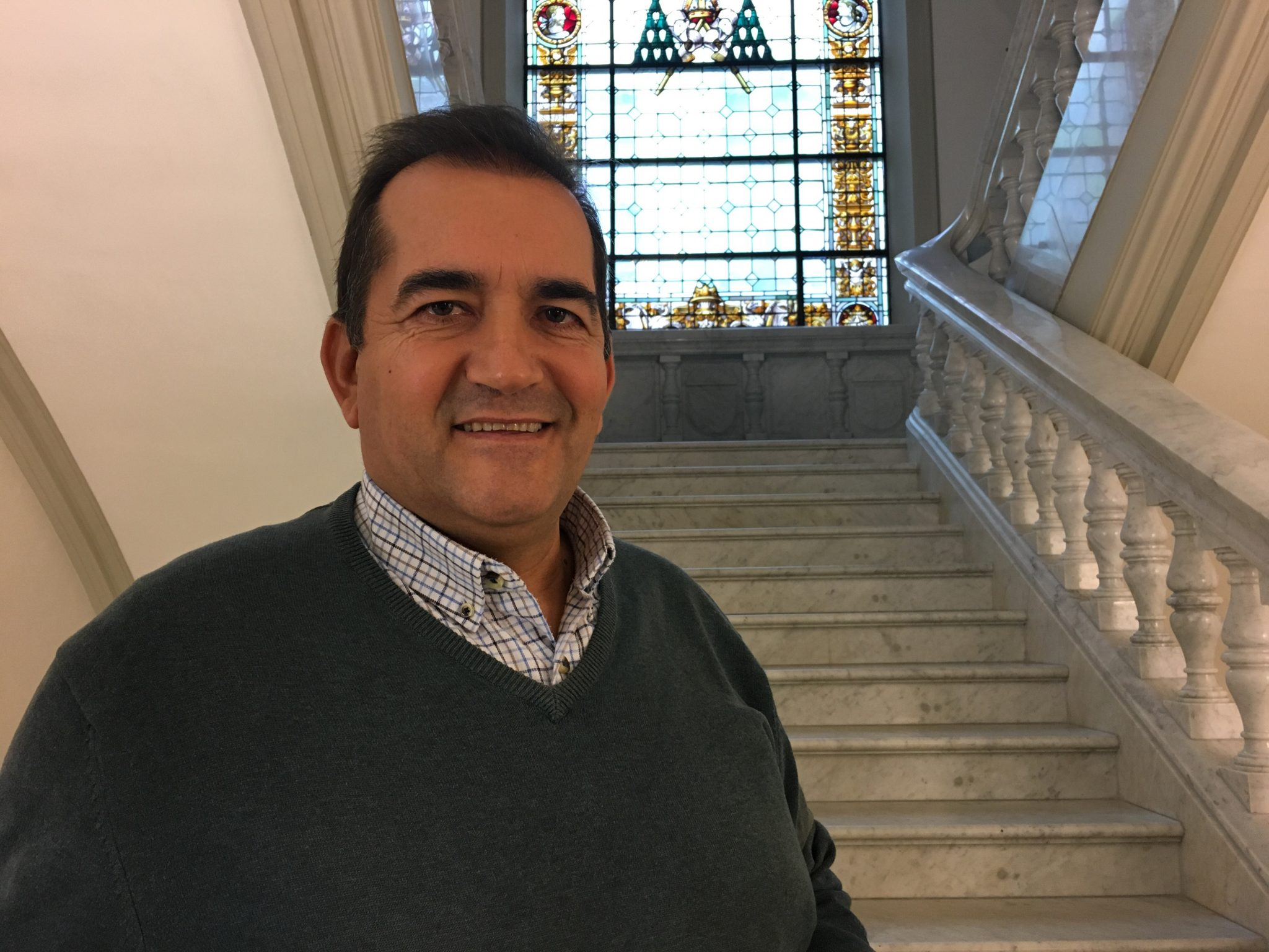 Ramón Delgado es el nuevo delegado de Misiones.
