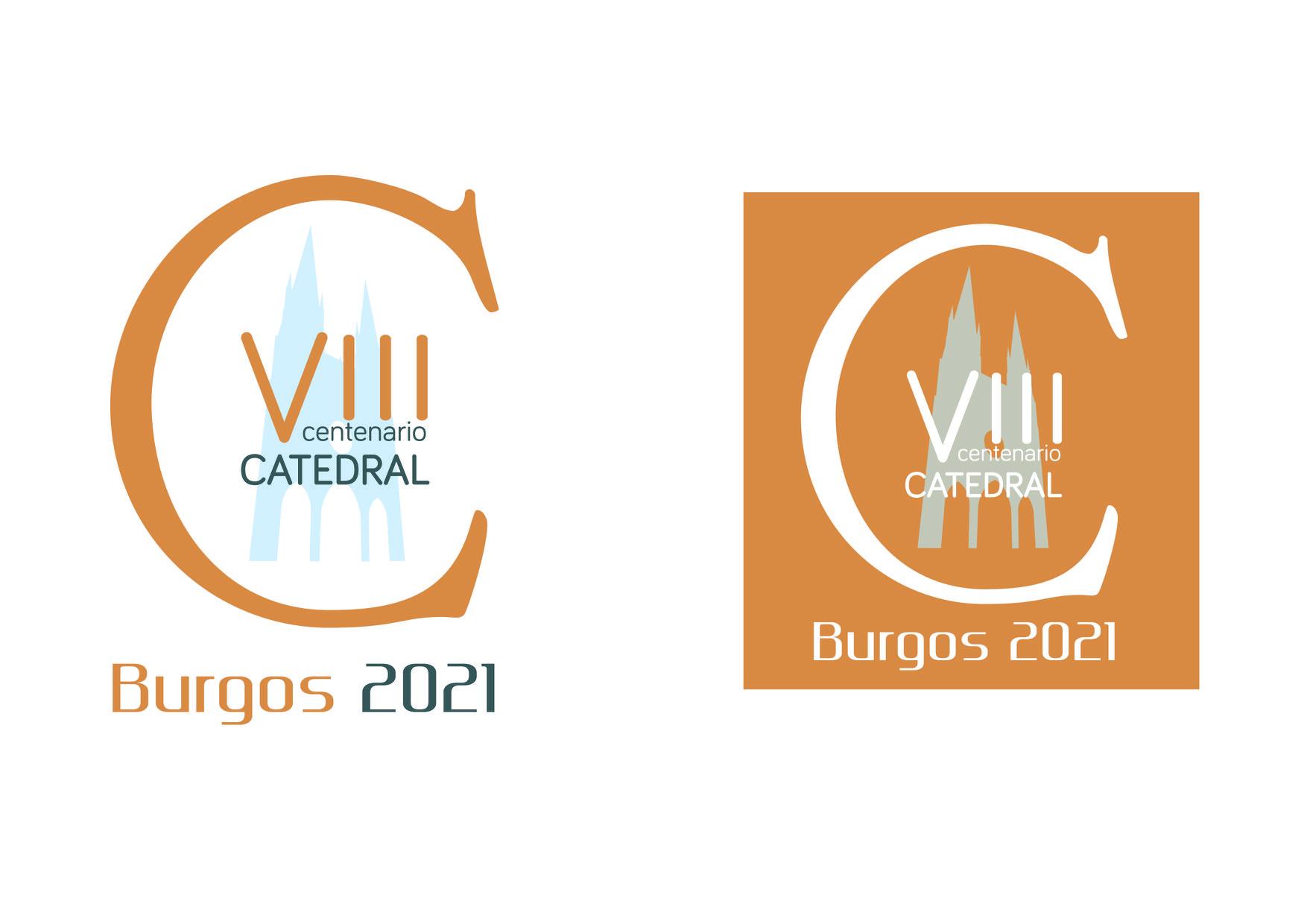 logotipo catedral burgos 2021