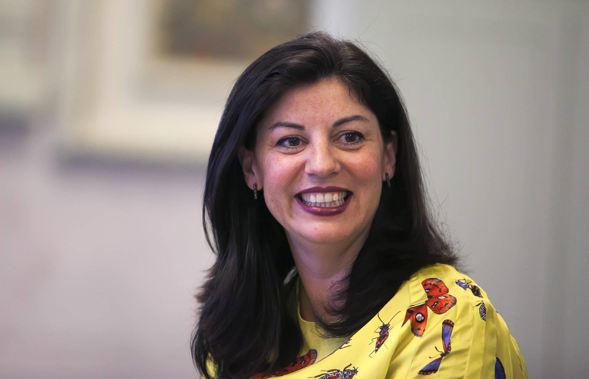 María Ángeles López Romero.