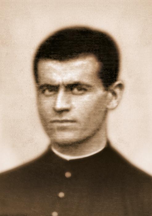 Hermano Estanislao de Kostka (Ismael) Tajadura Marcos.