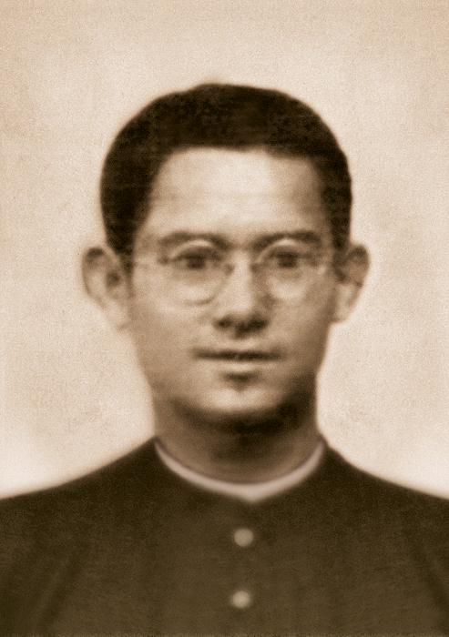 Hermano Ángel de la Iglesia Ocina.