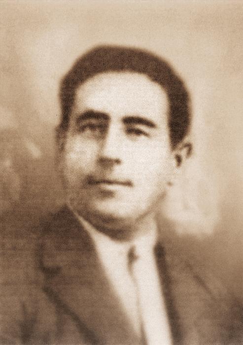 Sr. Gregorio Díez Blanco, laico.