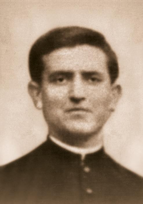 Hermano Ricardo (Albino) Guerra Villaizán.