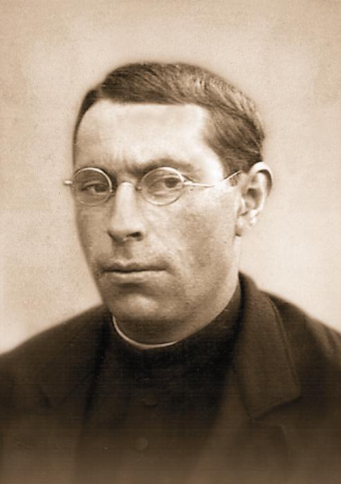 Hermano Joaquín López.
