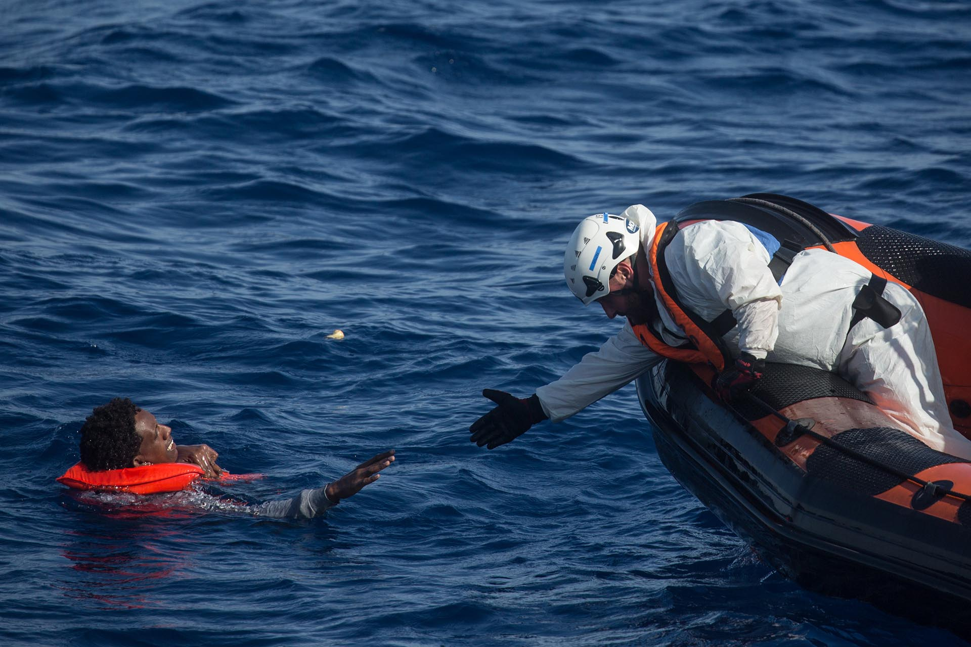 Search And Rescue Enters Peak Season For MOAS Operations