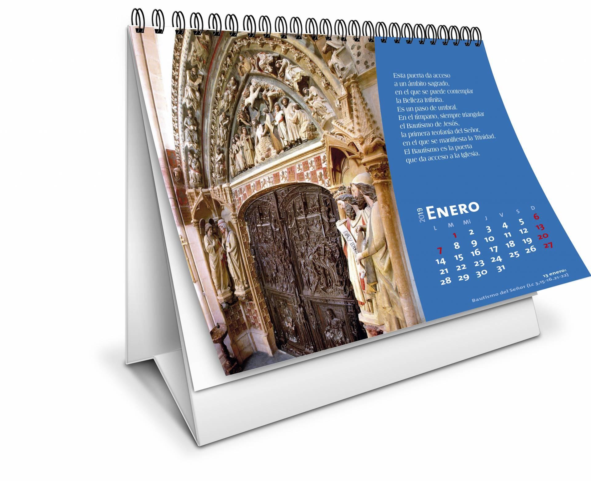 calendario catedral