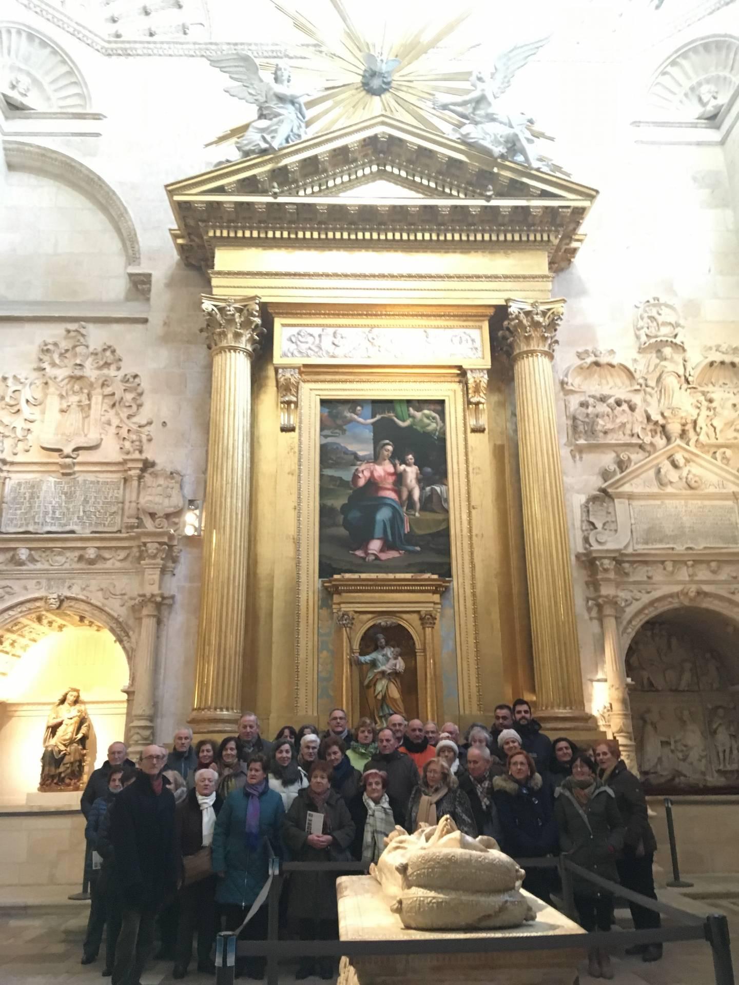 Visitas catedral