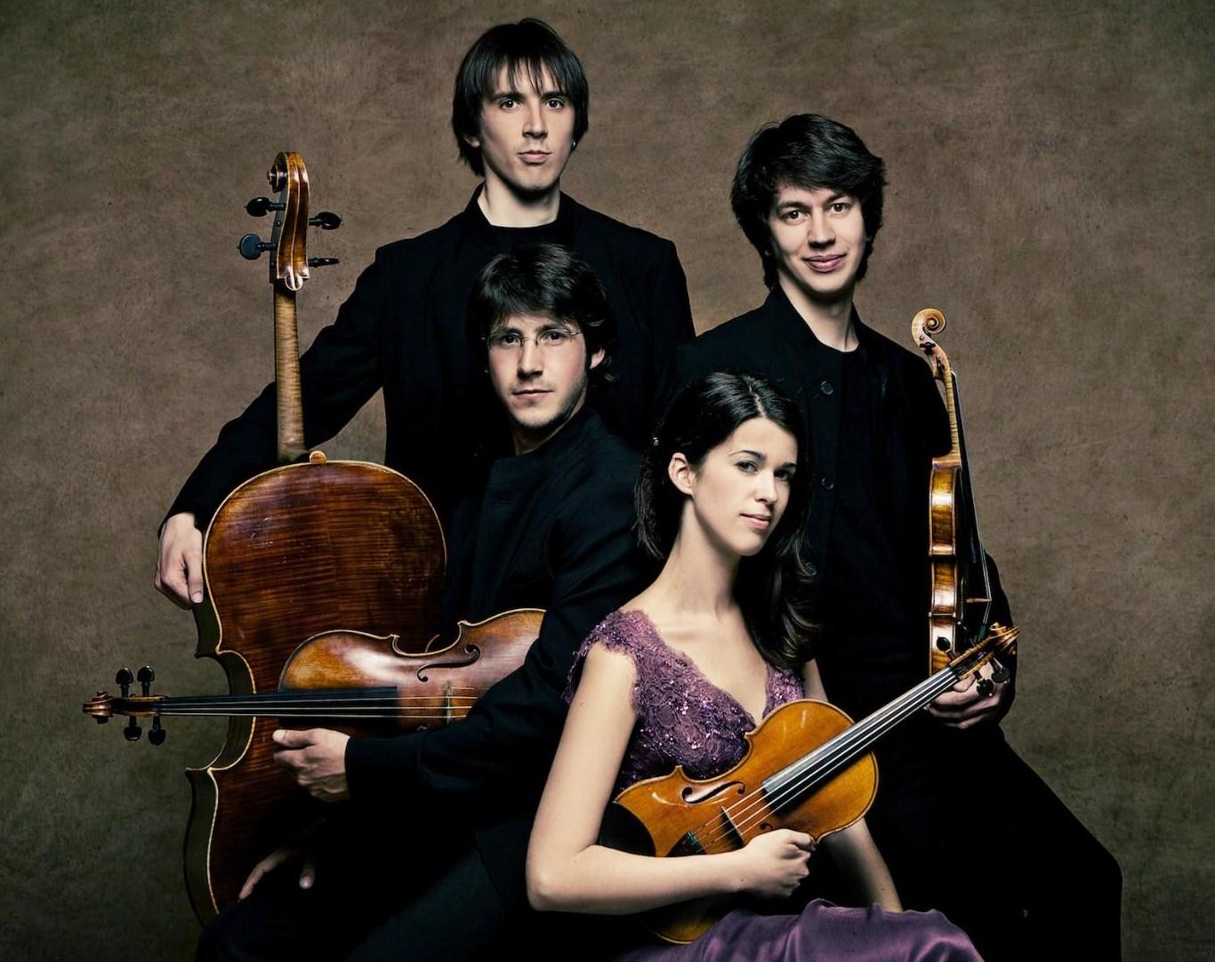 concierto cuarteto