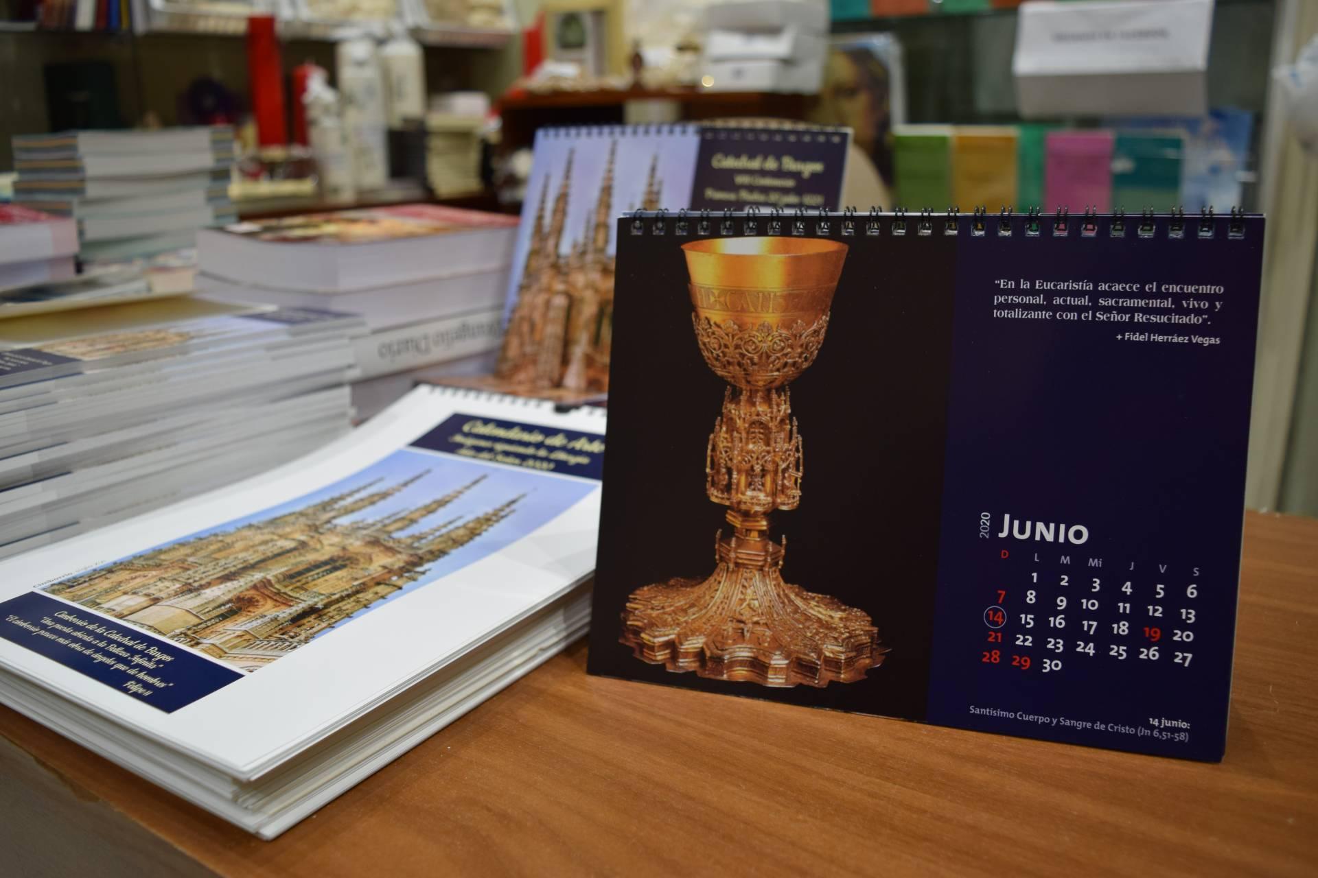 calendarios catedral