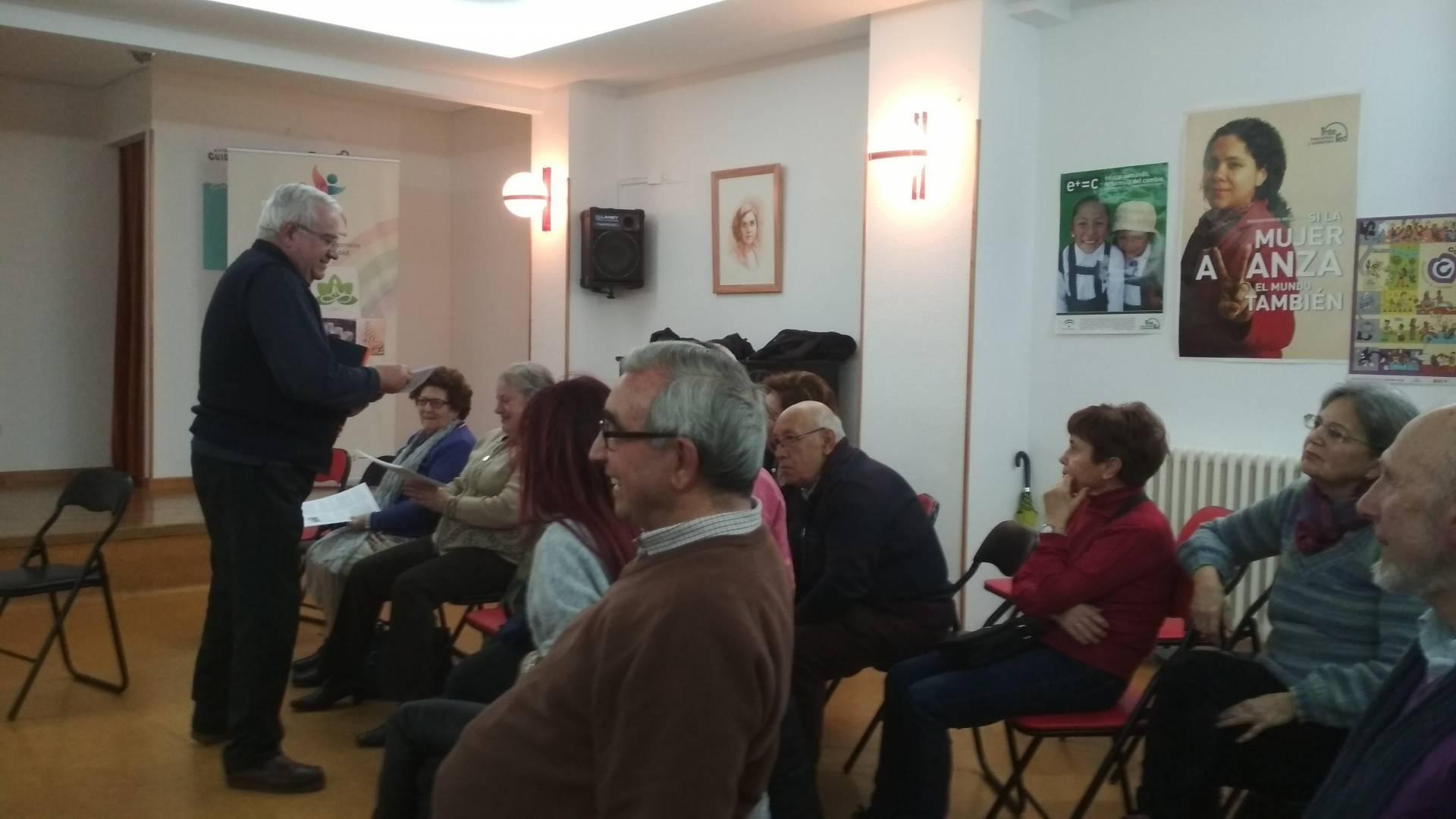 El encuentro se desarrolló en la sede de la Institución Teresiana.