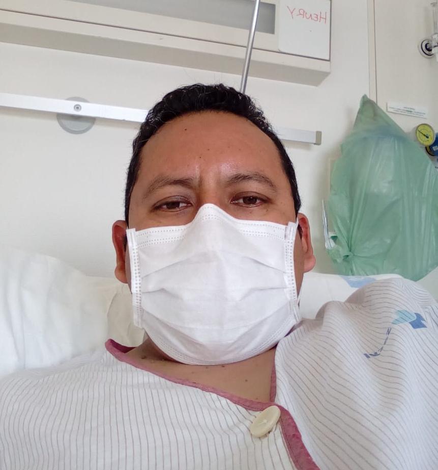 henry osvaldo briviesca coronavirus