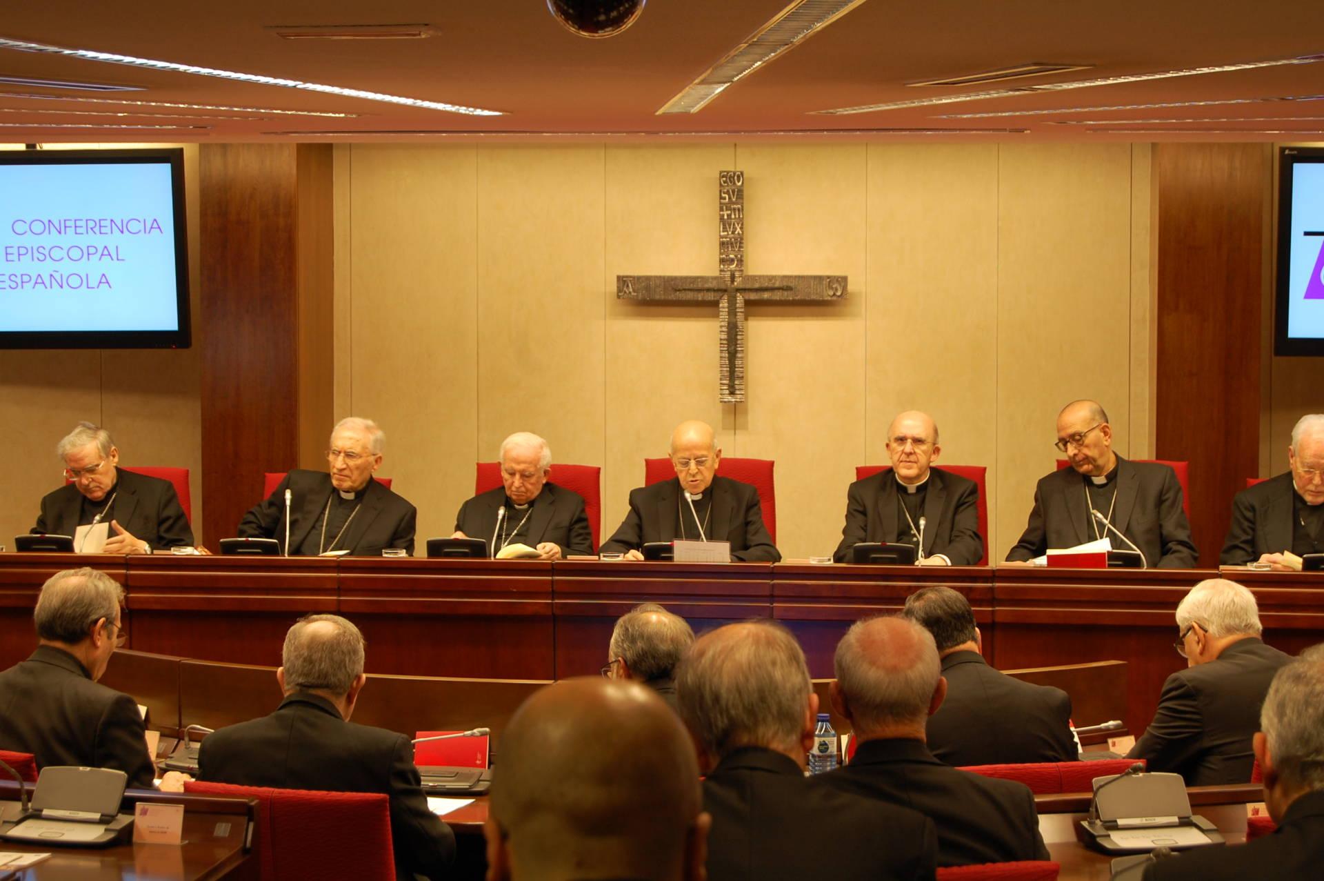 plenaria conferencia episcopal