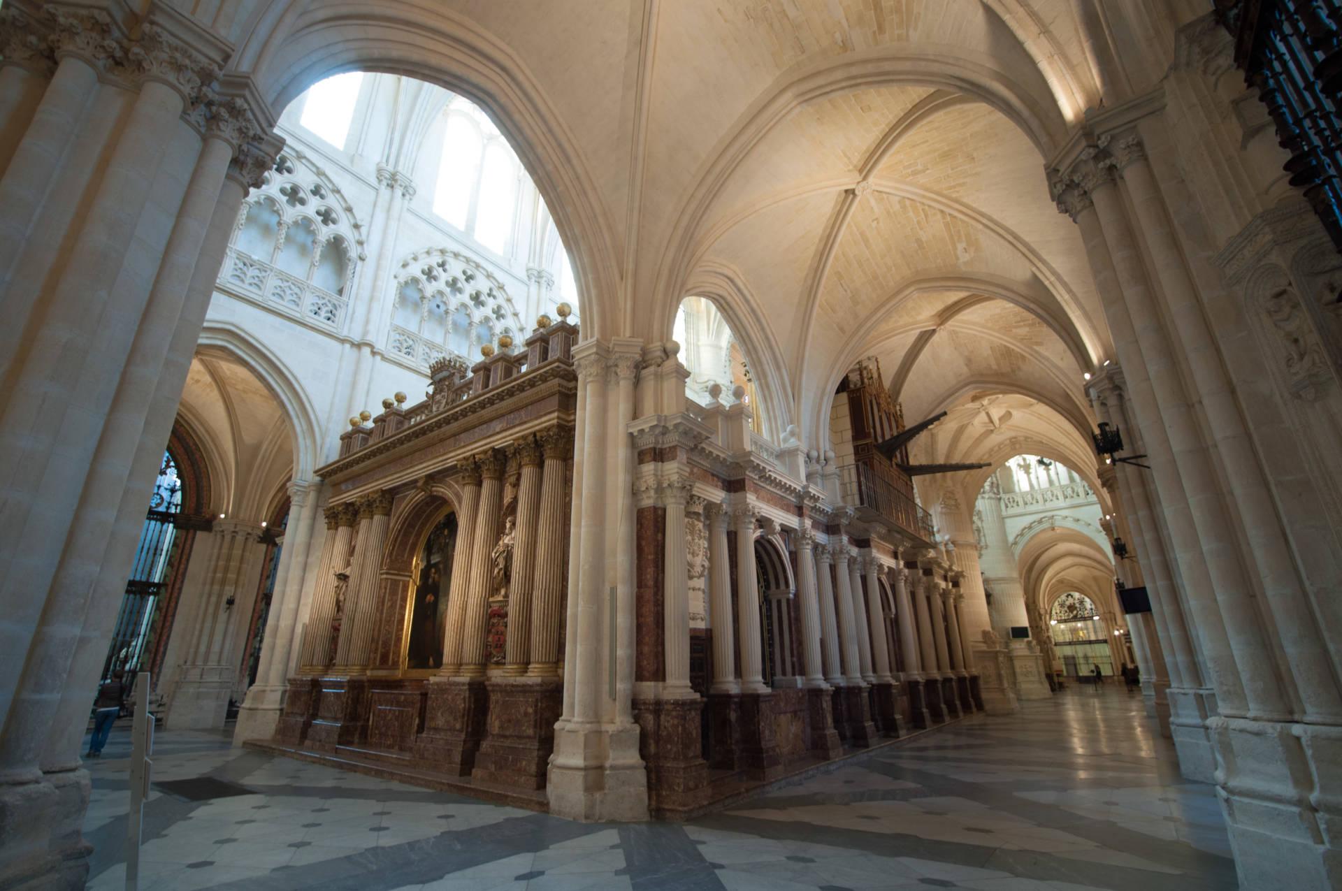 catedral coronavirus