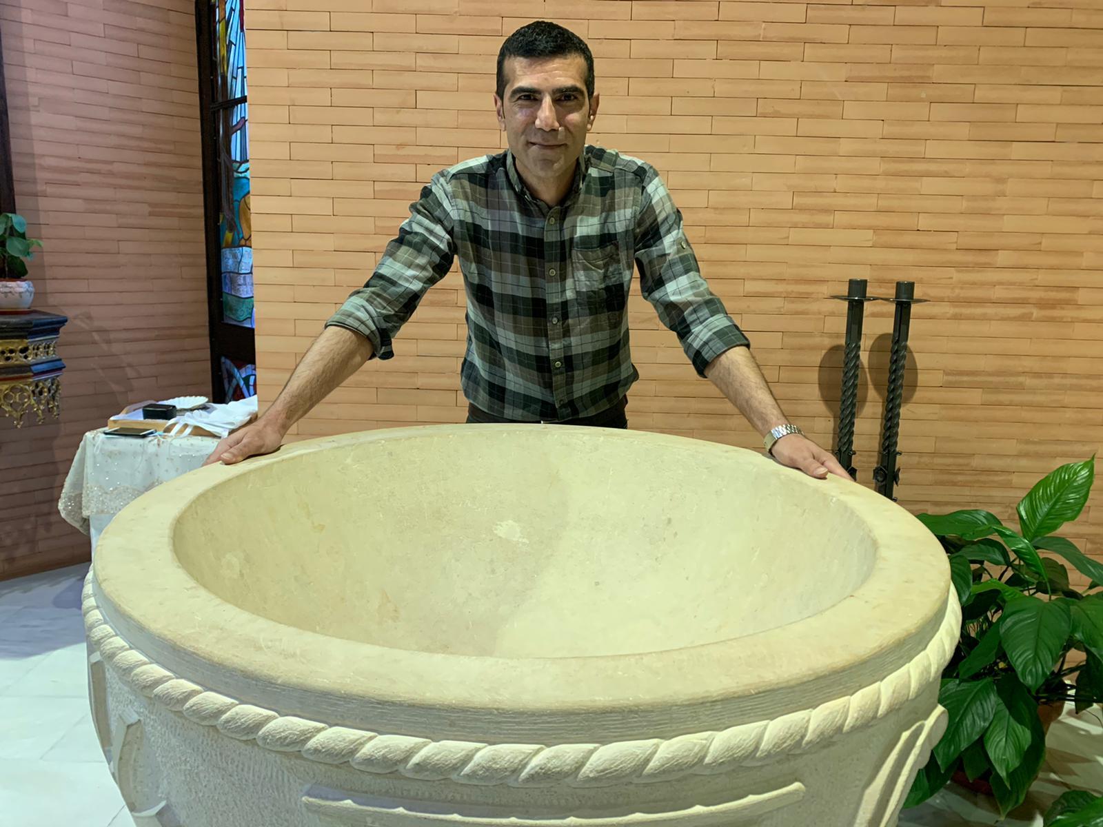 Seyed Mohammad Mahdi cristiano
