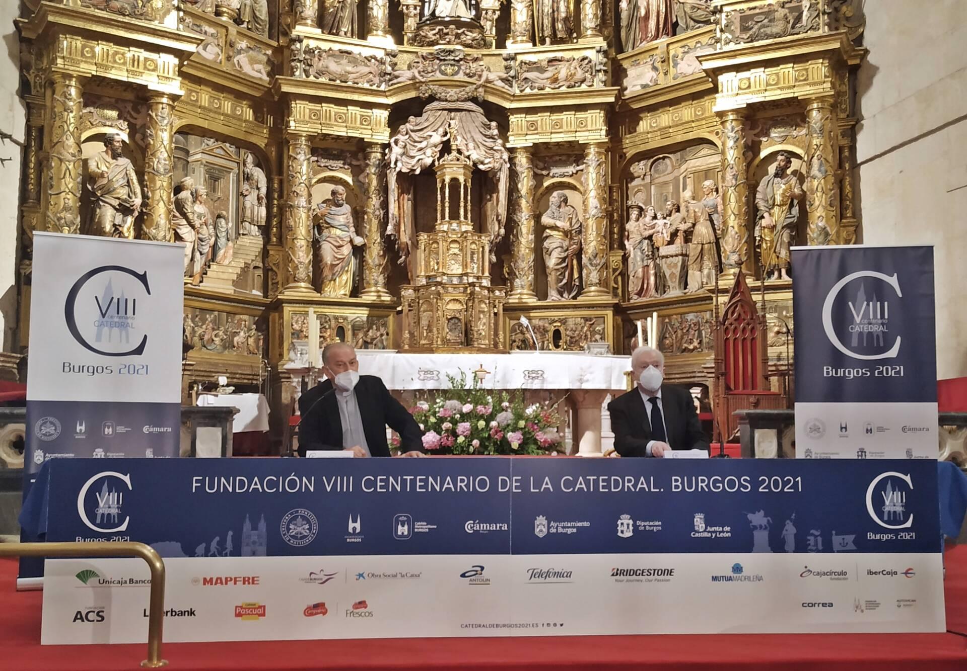 retablo mayor catedral burgos