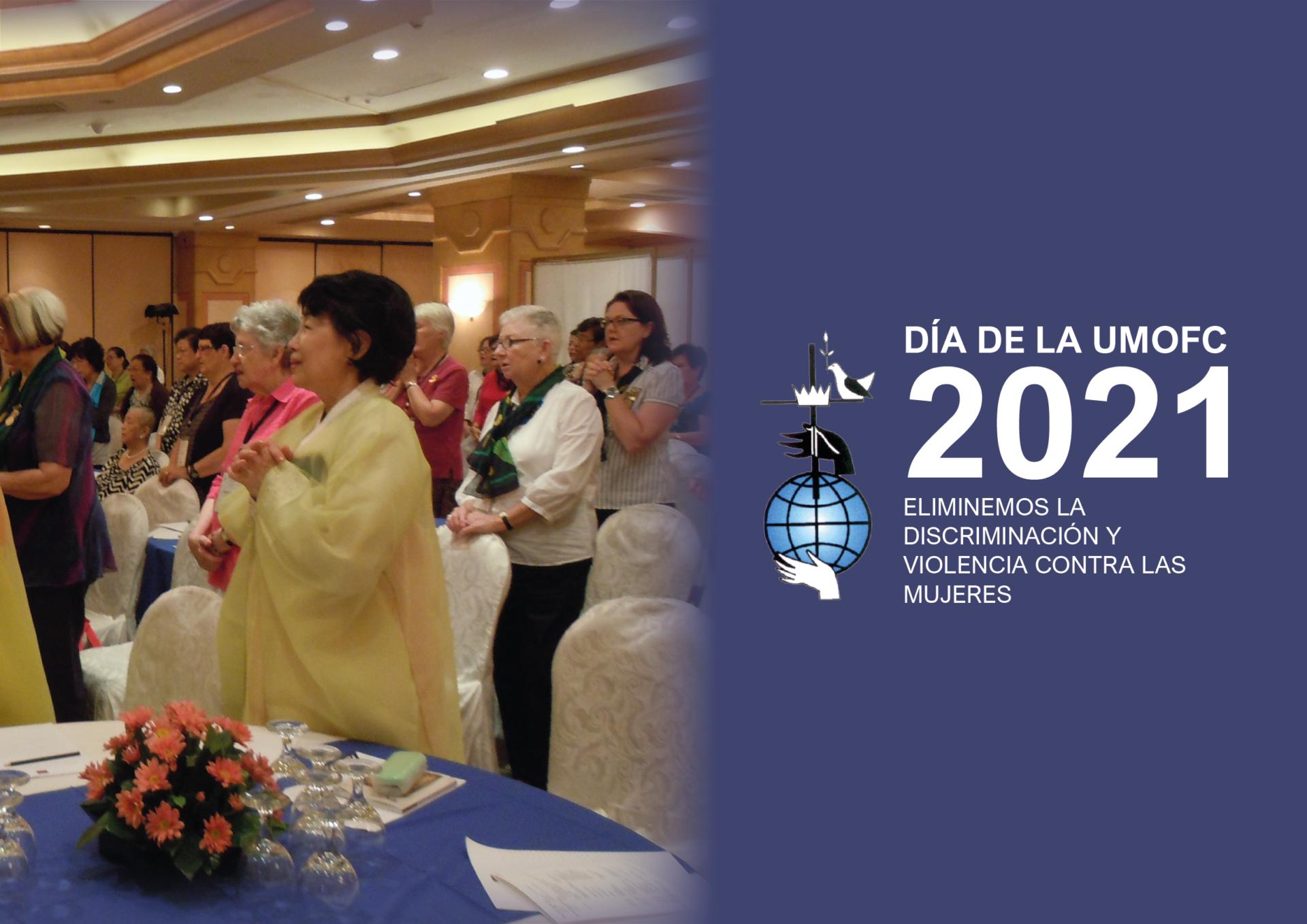 UMOFC Unión mundial oraganizaciones femeninas católicas mujer